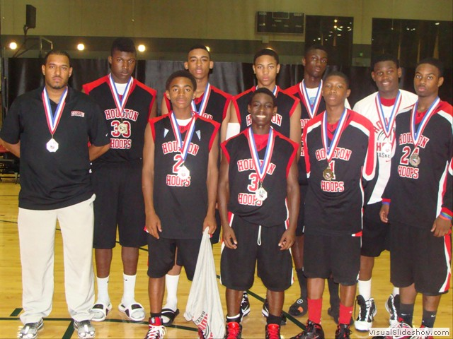 At 2010 AAU Nationals